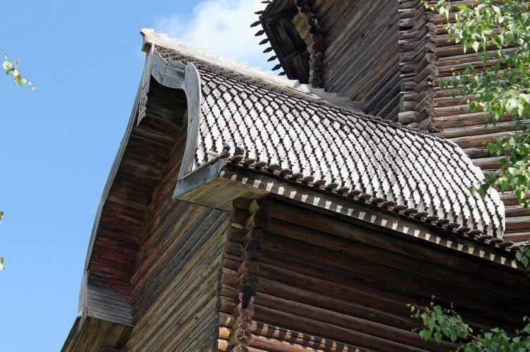 Успенская церковь 16 века