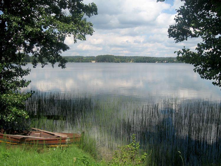 Пейзажи игналинских окрестностей