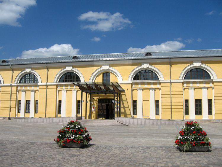 Центр искусств имени Марка Ротко в Даугавпилсе