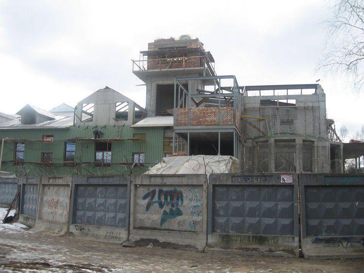 Строительство современной копии дачи Бенуа