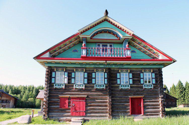 Дом купца Копылова
