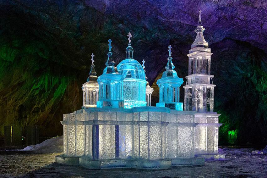 Международный ледовый фестиваль пройдет в Рускеале