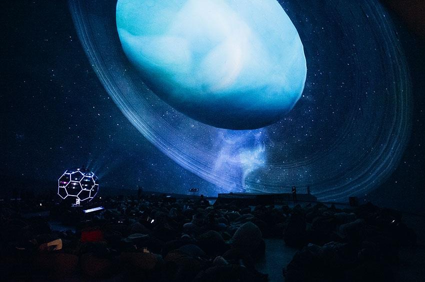 Самый большой в мире Планетарий 1