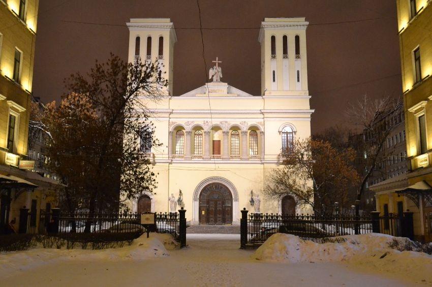 Проблема артефакта в петербургской архитектуре второй четверти 19 века, часть 2