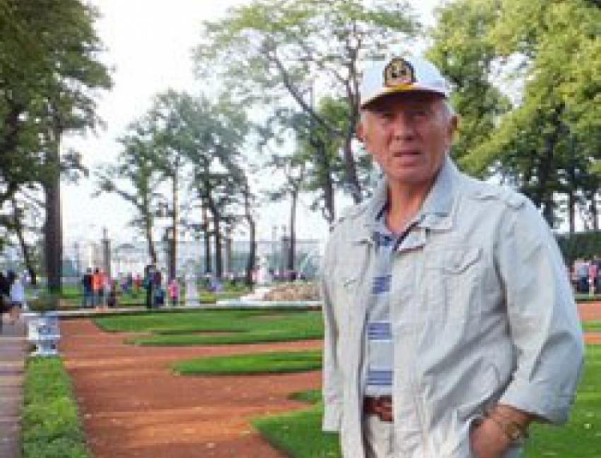 """В.К. Анненков: """"Всегда говорю молодым: ребята, любите город!"""""""