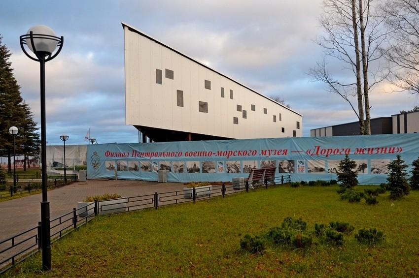 Новая жизнь музея на Ладоге