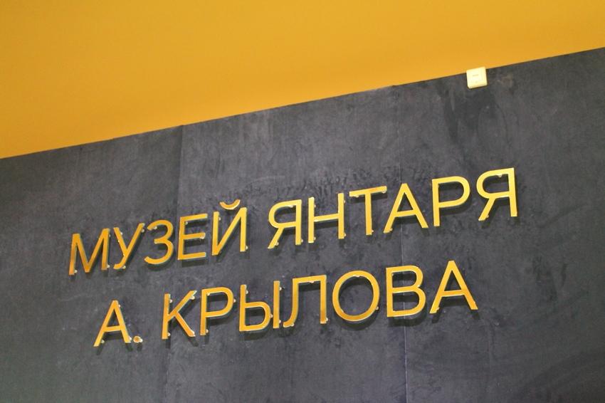 В Петербурге открылся Музей янтаря