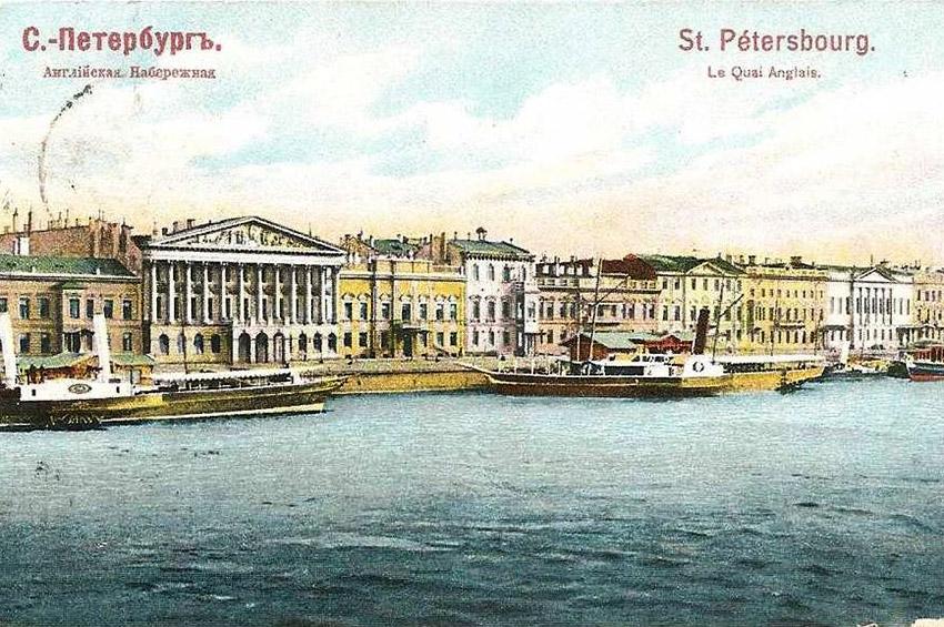 По левому берегу Невы, или Четыре дистанции архитектора Волкова. Часть 8