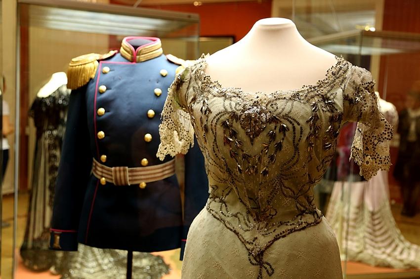 Экспозиция «Мода русского модерна» в стенах Витебского вокзала