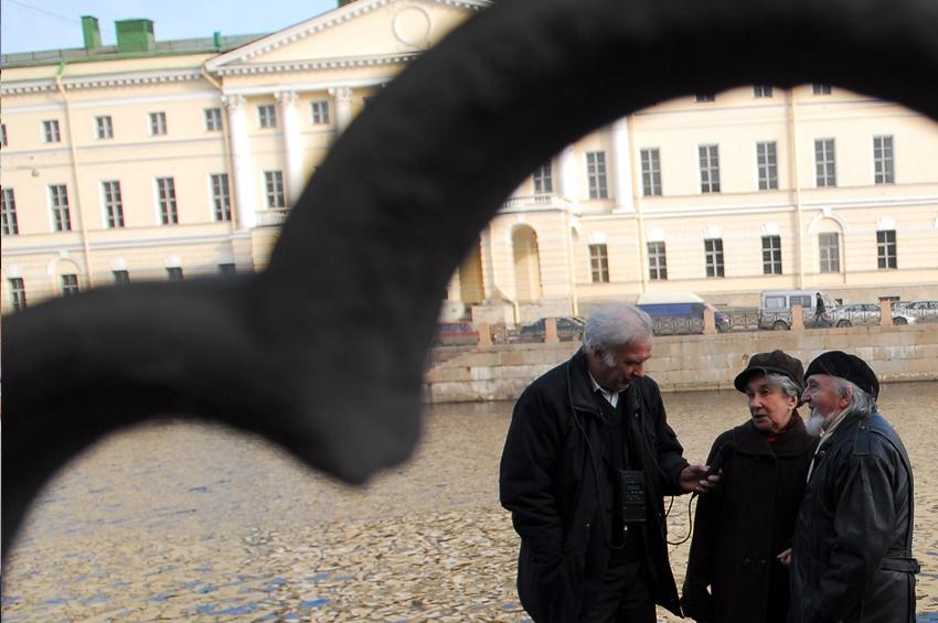 Аудиоматериалы для интересующихся Петербургом