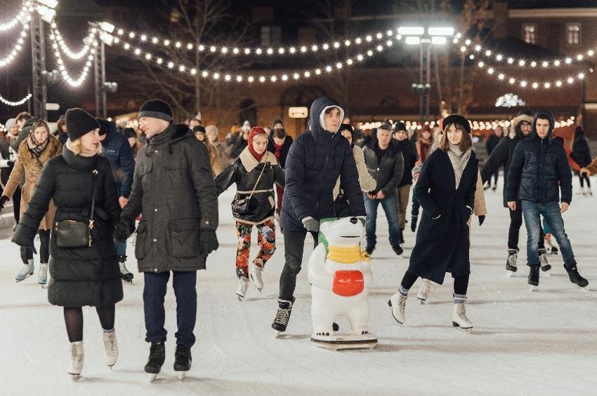 Эрмитажный шедевр «Конькобежцы» Яна ван Гойена как метафора