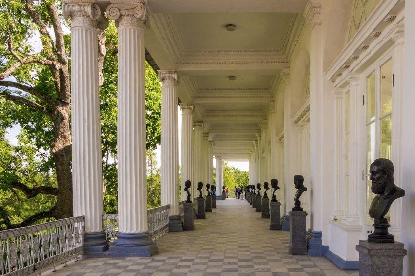 Проблема артефакта в петербургской архитектуре второй четверти 19 века, часть 1