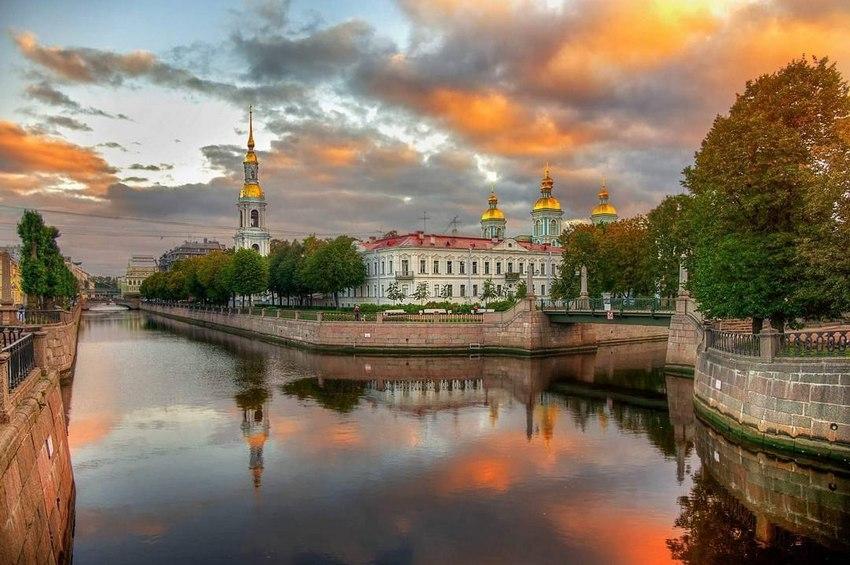 Канал Грибоедова. Часть 9