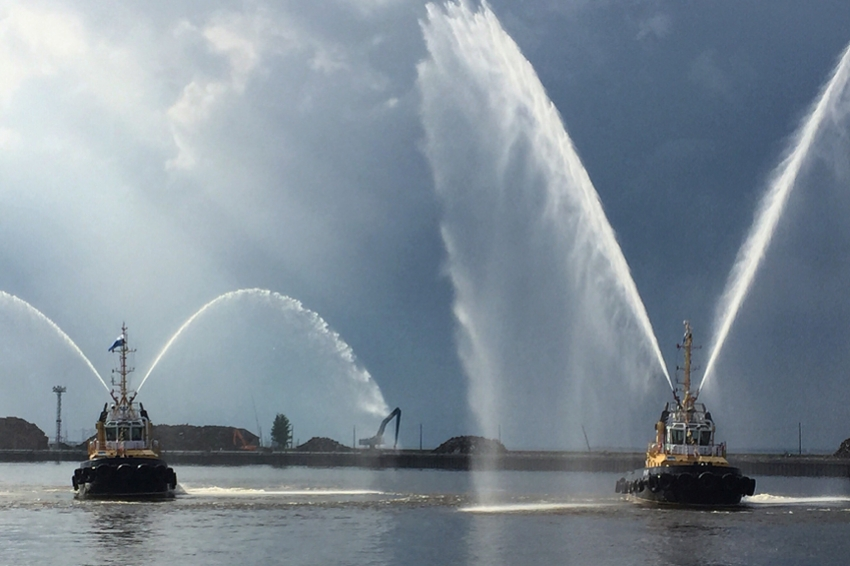 V Фестиваль ледоколов состоится 29 и 30 апреля в Санкт-Петербурге