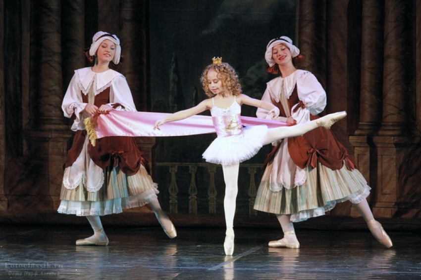 Афиша Театра детского балета