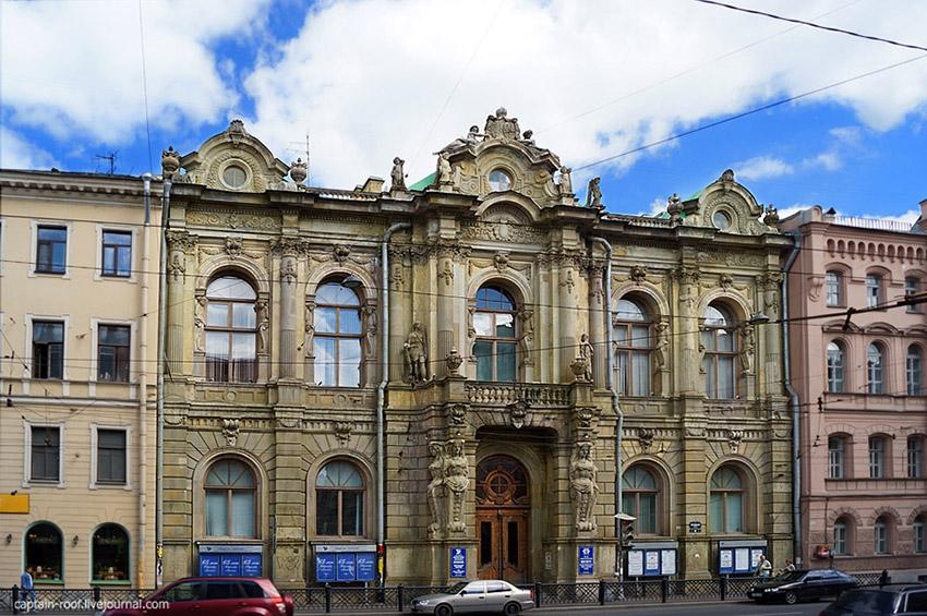 Дворец Юсуповых на Литейном, 42