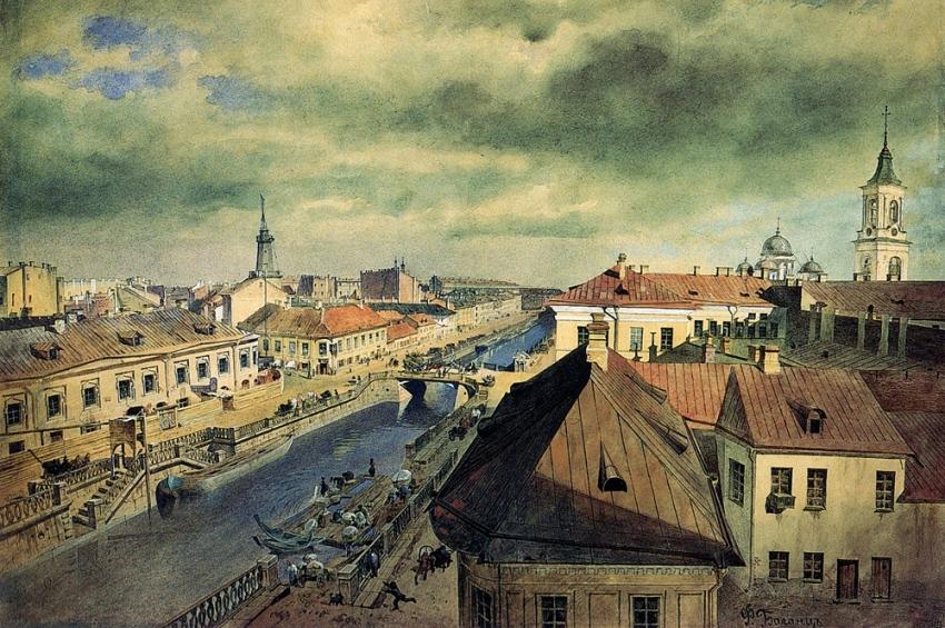 Канал Грибоедова. Часть 1
