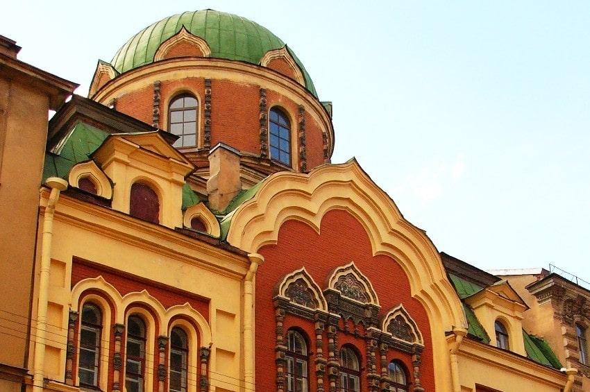 Кирпичный Петербург. Часть 2