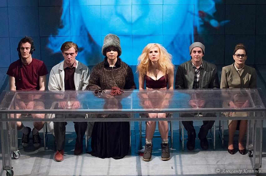 «Такой Театр» - афиша спектаклей