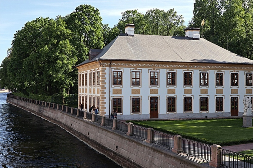 Летний дворец Петра I открыт после реставрации