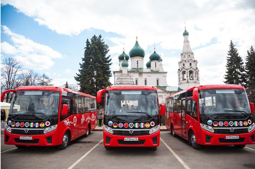 В Ярославле запускают маршрут «Ярославские монастыри»