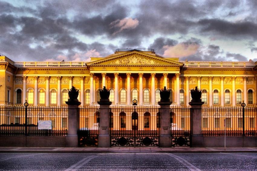 Виртуальные прогулки по Русскому музею