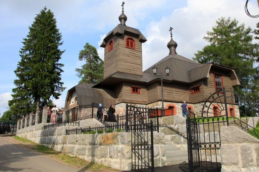 Создатель Троицкой церкви в Линтульском монастыре – Иван Бах или Ганс фон Баг?