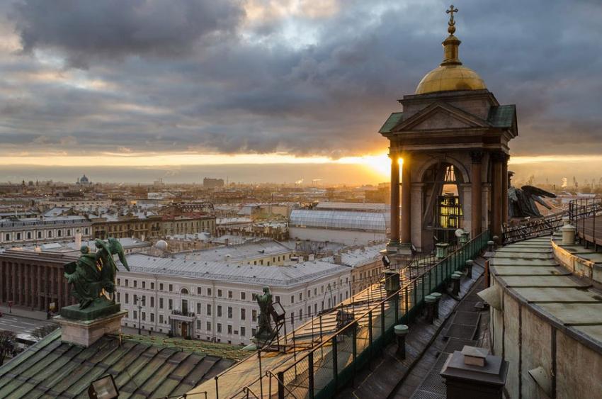 5 увлекательных маршрутов по Петербургу на 1 день