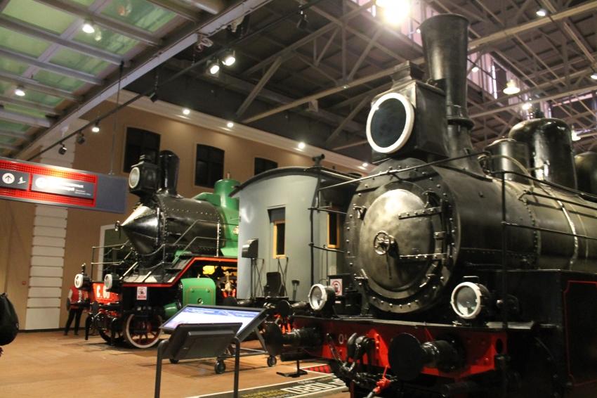 Музей железных дорог России – от изобретения колеса до «Сапсана»