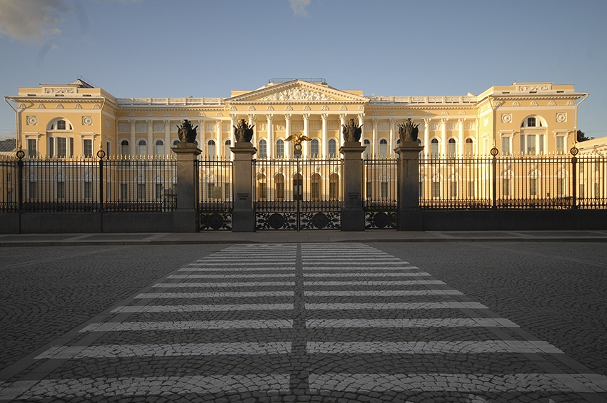 Выставку в «Русском музее» можно будет посетить бесплатно