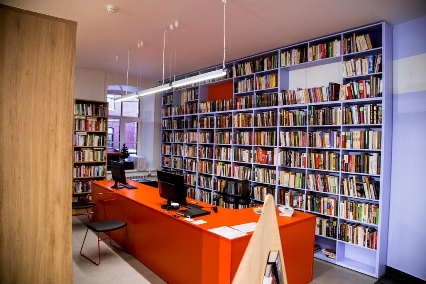 Почётные читатели библиотеки «На Стремянной» – мастера искусств – жители одноимённой улицы