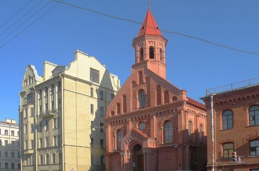 Кирпичный Петербург. Часть 1