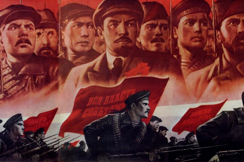 Красный маршрут революции: по следам вождя народов