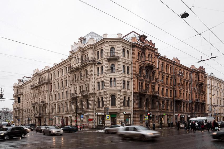 Впечатления немца о доходном доме конца XIX века