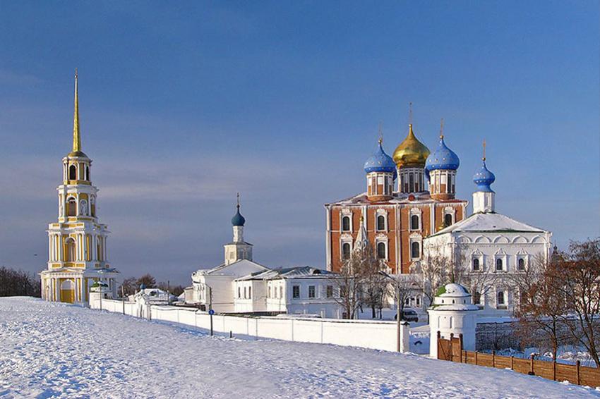 Рязань объявили «Новогодней столицей России-2020»