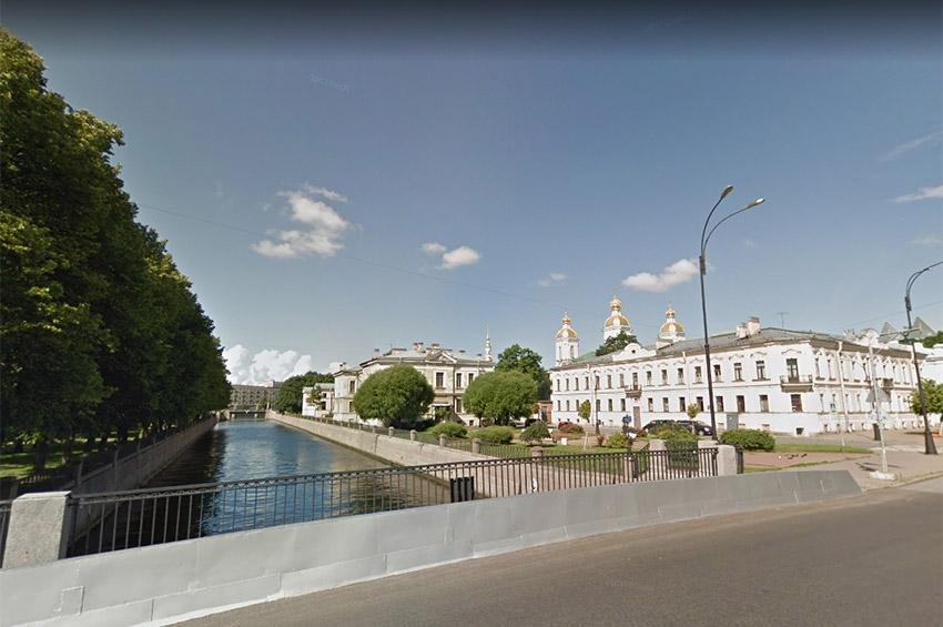Канал Грибоедова. Часть 8