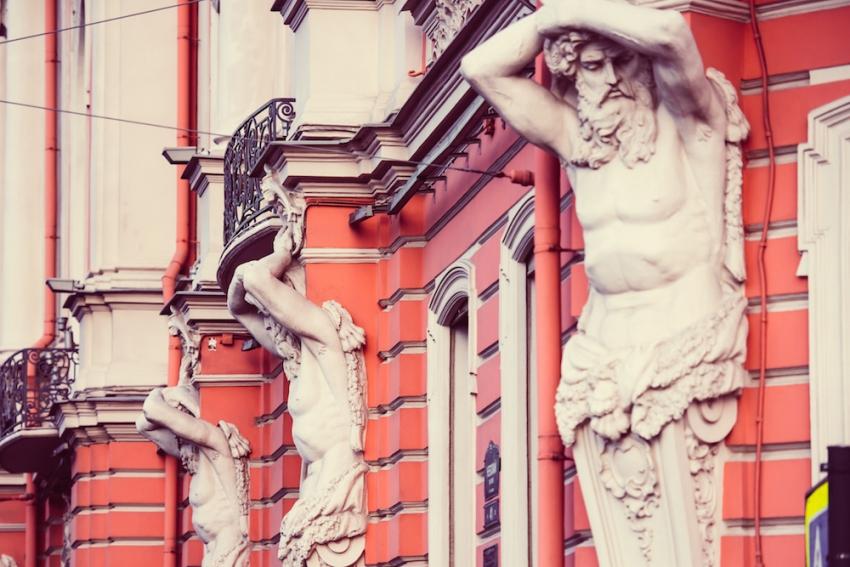 Топ-10 особняков Петербурга