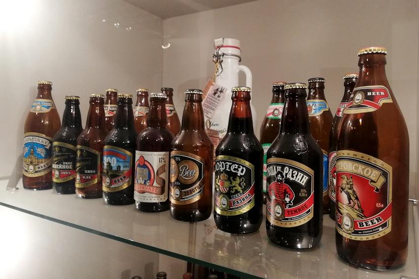 Заглянем на улицу Степана Разина? В Музей истории пивоварения!