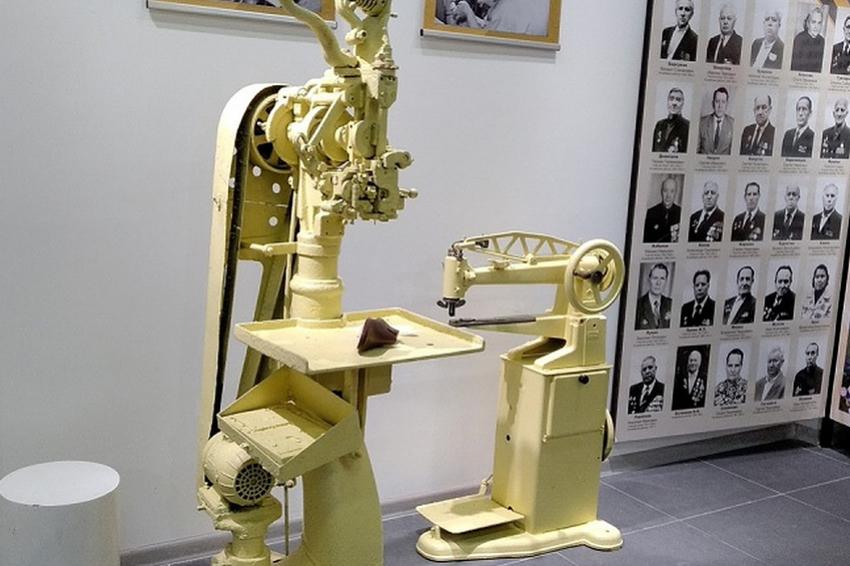 В Курске открылся «Музей обуви»