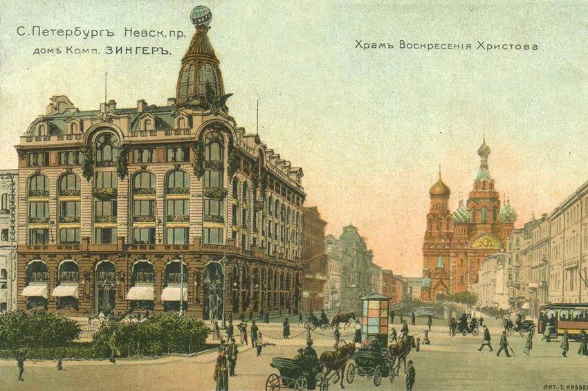 Старейшие магазины Петербурга - хранители истории и традиций