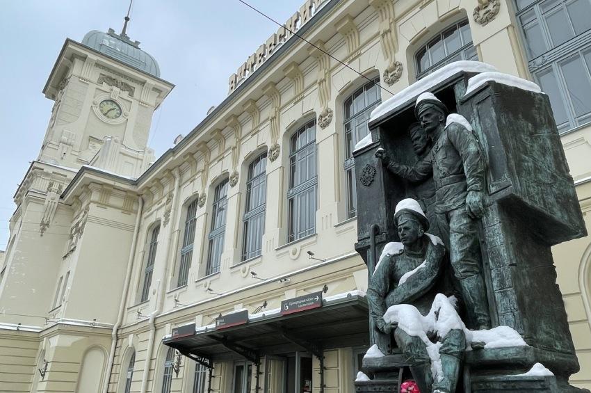 Петербург – родина отечественных железных дорог