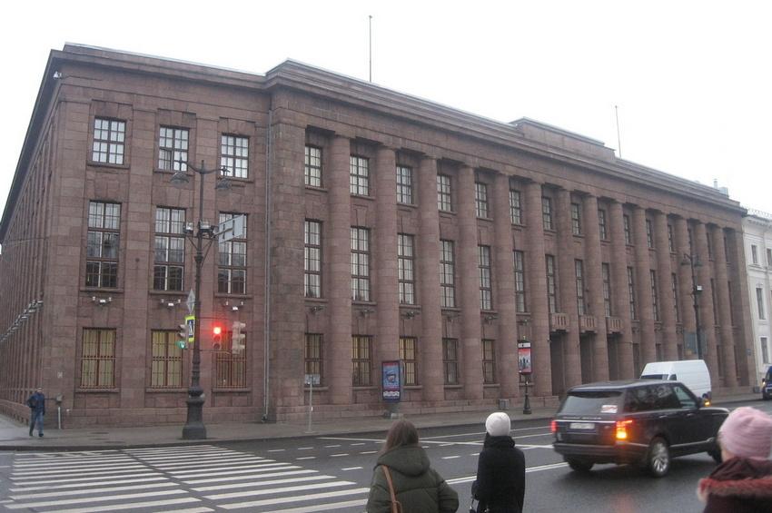 Самый нордический дом Петербурга