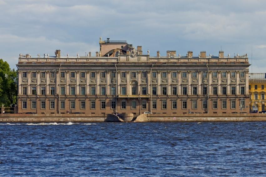 Мраморный дворец: впечатления экскурсанта