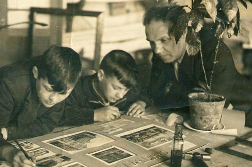 Школьное родиноведение начиналось в Лесном. Часть 2