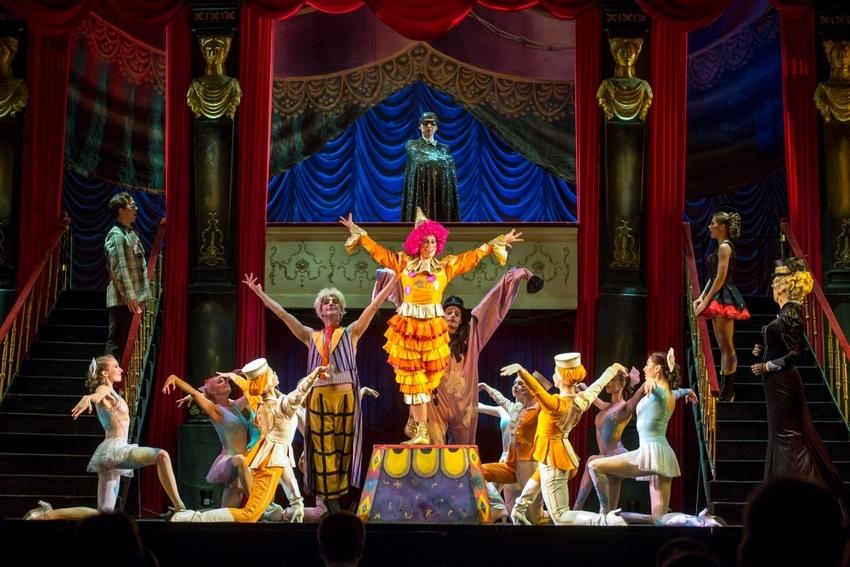 Афиша Театра музыкальной комедии