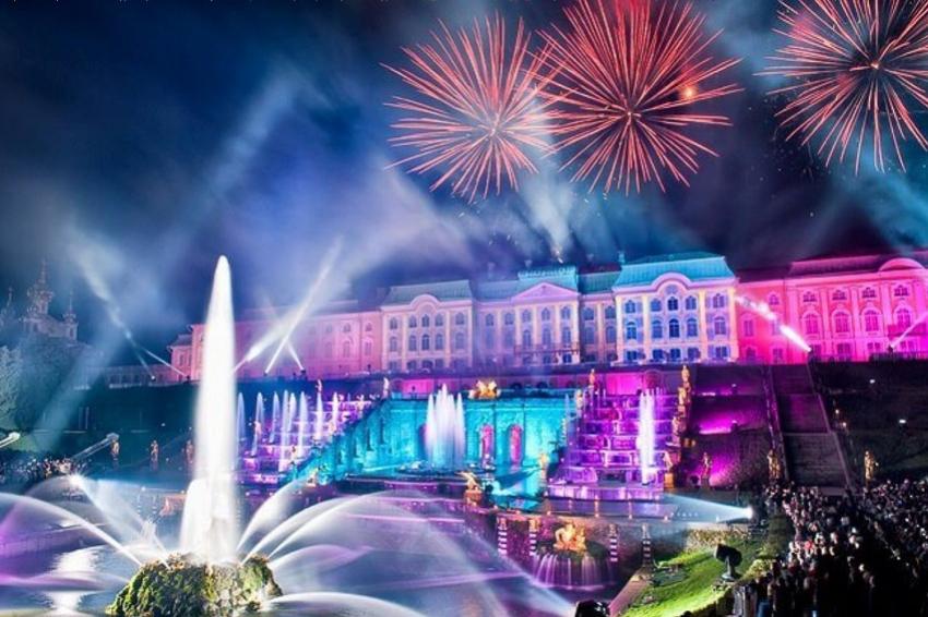 Праздник открытия фонтанов пройдет 19 мая 2018 года