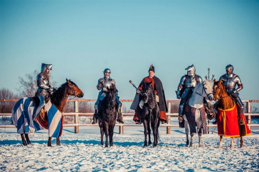 В Выборге состоится Зимний рыцарский турнир