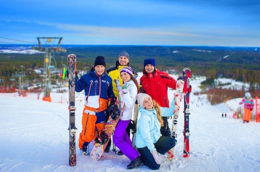 ТОП-5 зимних курортов Северо-Запада