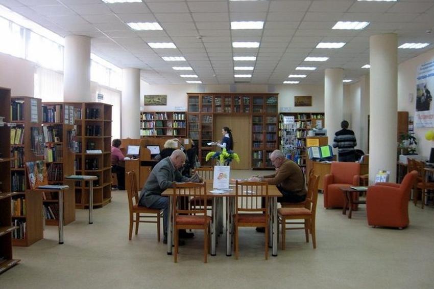 Афиша мероприятий библиотек Калининского района