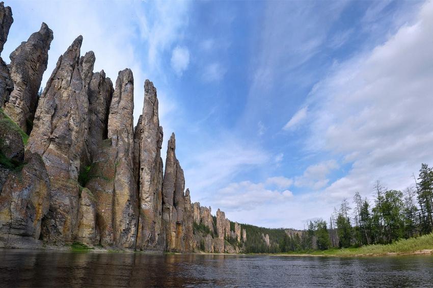 Топ-10 природных достопримечательностей России